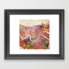 NEW ORLEANS #2 Framed Art Print