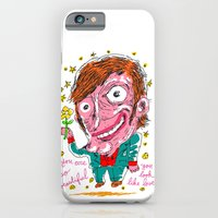 iPhone & iPod Case featuring nothing's politic, all is love by QN Benoit TRUONG