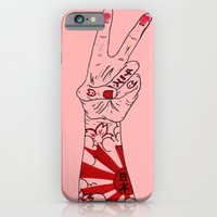 iPhone & iPod Case featuring Chiizu by scoobtoobins