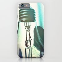Art should disturb the comfortable. iPhone 6 Slim Case