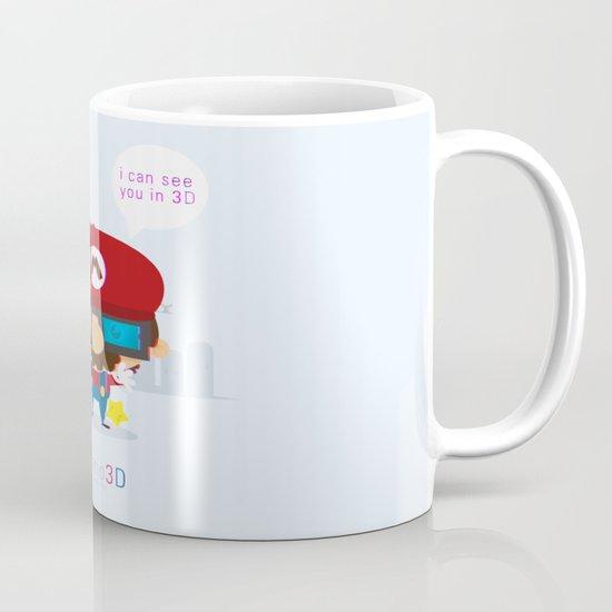 mario 3d Mug