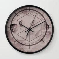 Milk Dreams More Apples Wall Clock