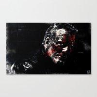 Marv Sin City Canvas Print