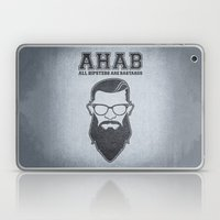 ALL HIPSTERS ARE BASTARDS - Funny (A.C.A.B) Parody  Laptop & iPad Skin