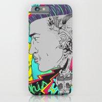 Kiss My Scalp iPhone 6 Slim Case