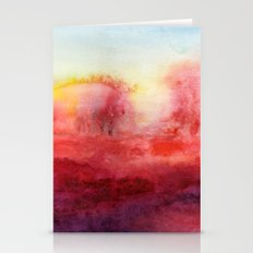 Where I End And You Begi… Stationery Cards