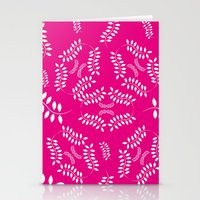 ORGANIC & NATURE (GIRL) Stationery Cards