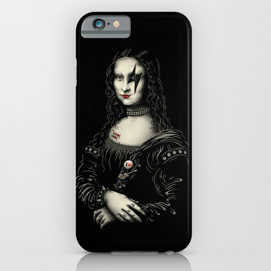Renaissance Rocks iPhone & iPod Case