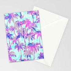 Maui Palm {Pink} Stationery Cards