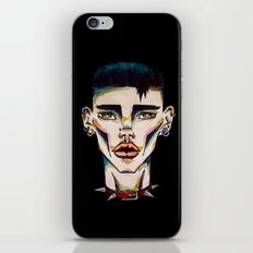 James iPhone & iPod Skin