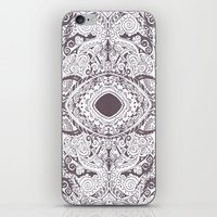 Pumpkin Artwork iPhone & iPod Skin