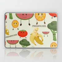 Fruity Collage Laptop & iPad Skin
