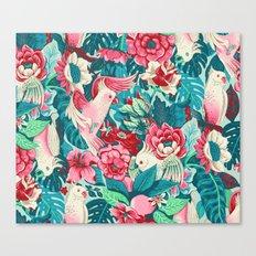 Florida Tapestry - daytime version Canvas Print