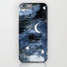 Twilight Night Sky iPhone 6 Slim Case