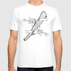 bastillo SMALL Mens Fitted Tee White
