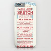 29 Ways to Stay Creative iPhone 6 Slim Case