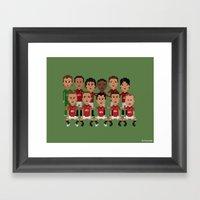 Manchester United 2013 (… Framed Art Print