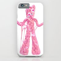 iPhone & iPod Case featuring Bubble Gumby by Ivan Guerrero