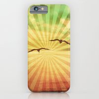 Fly With Me - vintage style iPhone 6 Slim Case