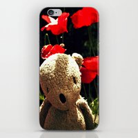 Poppy Palin iPhone & iPod Skin