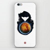 Metroid Prime iPhone & iPod Skin
