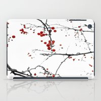 Little Red Kisses iPad Case