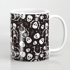 Mexican skull pattern - day of the dead Mug