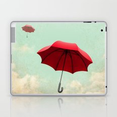 rising into the blue Laptop & iPad Skin