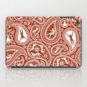 People Paisley iPad Case