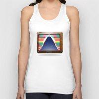 Kaleidoscope TV Version … Unisex Tank Top