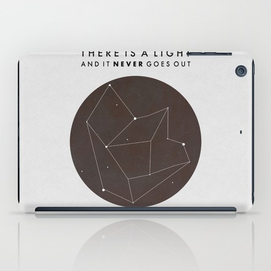 There Is A Light iPad Case