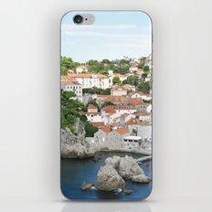 Dubrovnik iPhone & iPod Skin