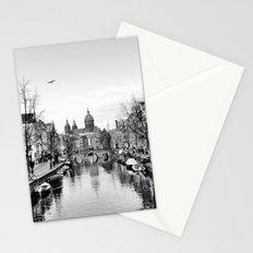 Symmetric Amsterdam Stationery Cards