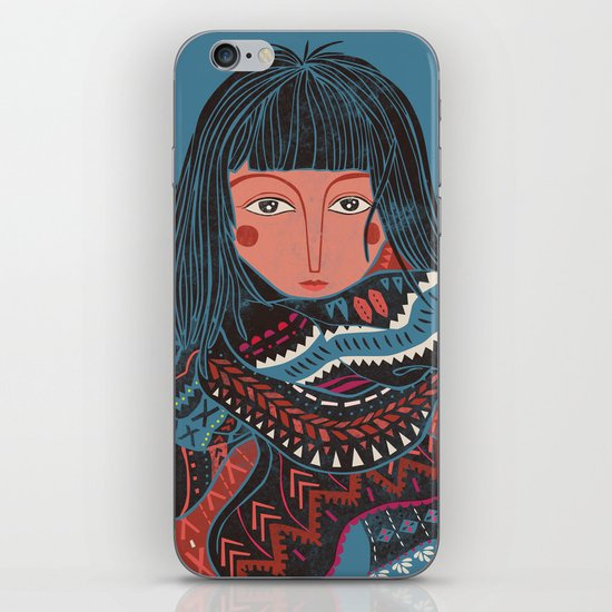 The Nomad iPhone & iPod Skin