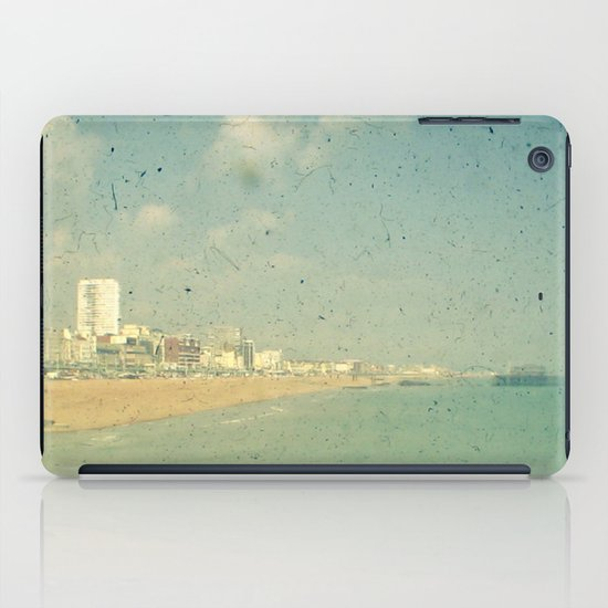 City by the Sea iPad Case