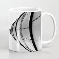Industrial view up Mug