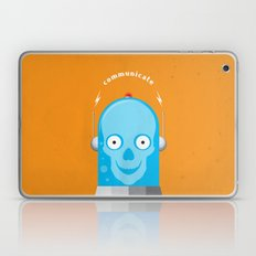 Communicate Laptop & iPad Skin