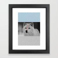 Silent Kingdom Framed Art Print