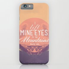 The Mountains Slim Case iPhone 6s