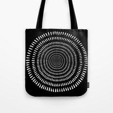 Fjorn black Tote Bag