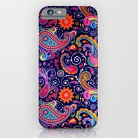 iPhone & iPod Case featuring SUN PATTERN by Ylenia Pizzetti