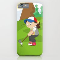 Non Olympic Sports: Golf iPhone 6 Slim Case