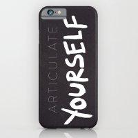 Articulate Yourself iPhone 6 Slim Case