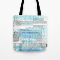 Sky Scraped Tote Bag