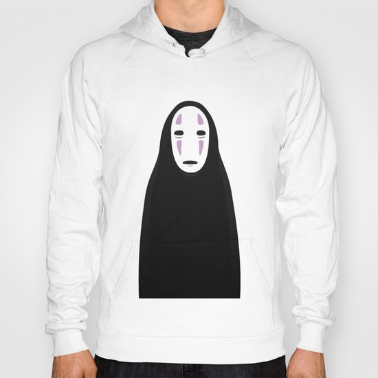 No Face Hoody