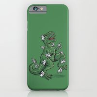 iPhone & iPod Case featuring The Hunt by Peter Kramar