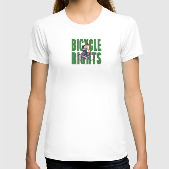 Bicycle Rights T-shirt