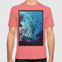 Cold As The Morning Mens Fitted Tee Pomegranate SMALL