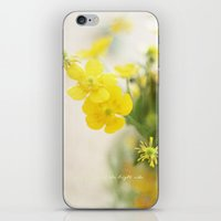 Look At The Bright Side iPhone & iPod Skin