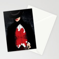 The Perfect Con Stationery Cards